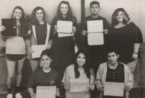 Image of Greene County Teen Court Members