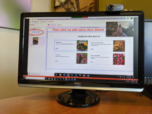 Webinar on Creating an Online Farm Store.